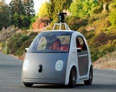 Google протестировал авто-без-водителя на общественном мнении