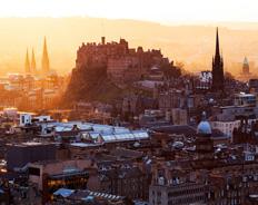 Эдинбург - самый безопасный город Великобритании