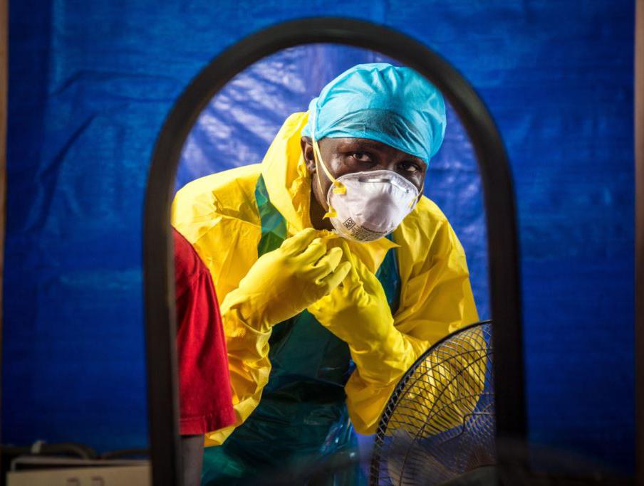Датчане не нашли поводов для беспокойства о лихорадке Эбола