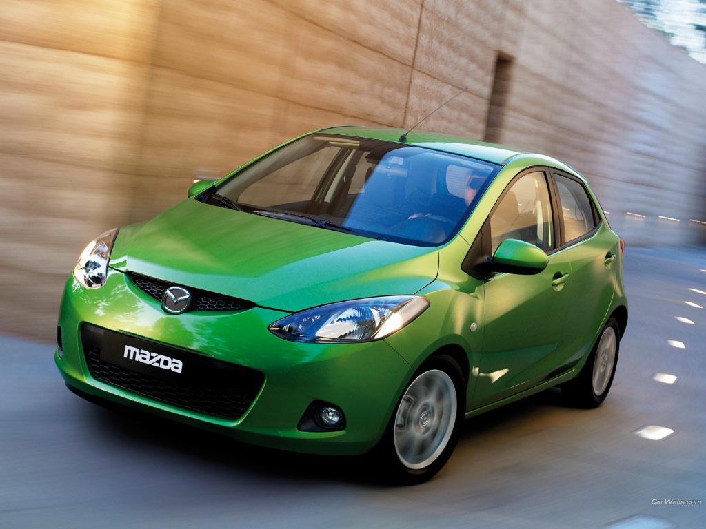 ТОП-10 самых хулиганских авто в США. Mazda2