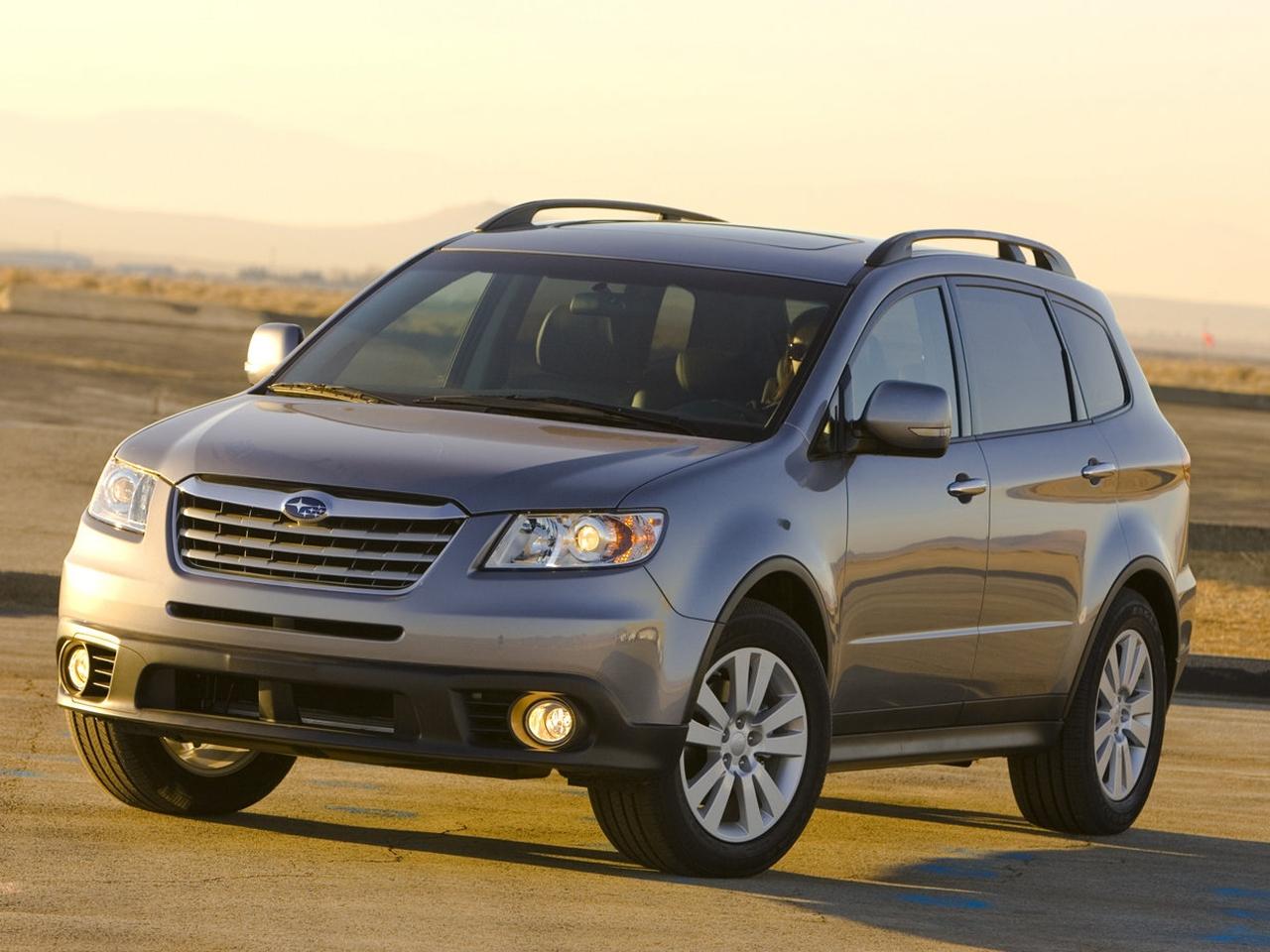 ТОП-10 самых хулиганских авто в США. Subaru Tribeca